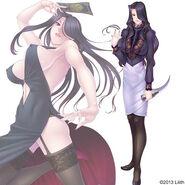 Yuyami 5 - Diviner Knight Towako