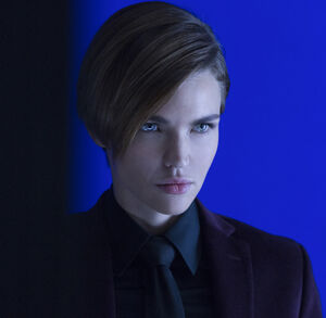 Ares Ruby Rose John Wick chapter 2