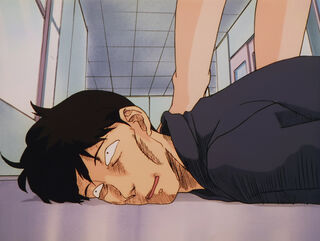 Hinako Ninomiya (voiced by Yumi Touma) Ranma 1-2 Oav 04 17