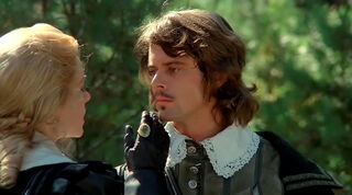 Justine de Winter (played by Kim Cattrall) The Return of the Musketeers 362