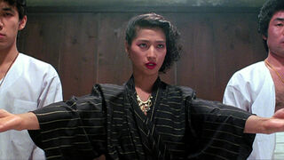 The Japanese Fighter in My Lucky Stars (played by Michiko Nishikawa) 86