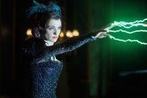 Evanora-green-lightning