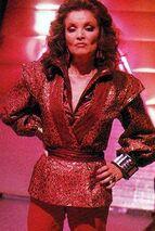 Kate O Mara (the Rani, Doctor Who)