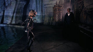 Selina Kyle-Catwoman (played by Michelle Pfeiffer) Batman Returns 152