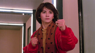 The Japanese Fighter in My Lucky Stars (played by Michiko Nishikawa) 173