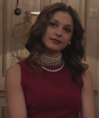 Baroness Sophia (A Christmas Prince