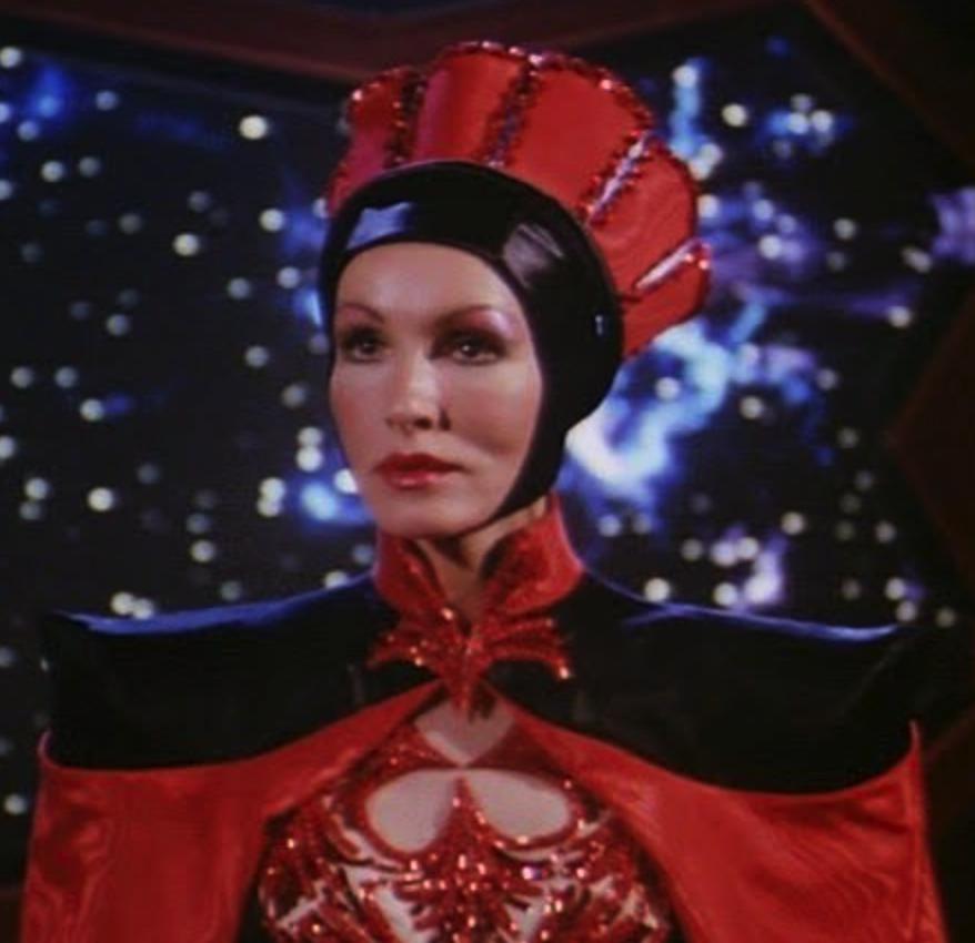 Zarina The War Witch Buck Rogers I det 25. århundrede-9720