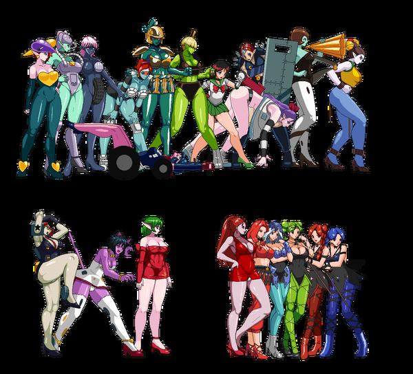 Enemies 6 - FMvsCS