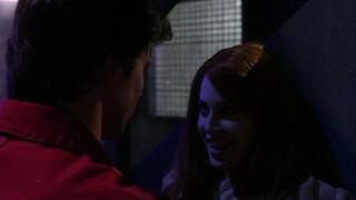 Maxima (played by Charlotte Sullivan) Smallville Instinct 133
