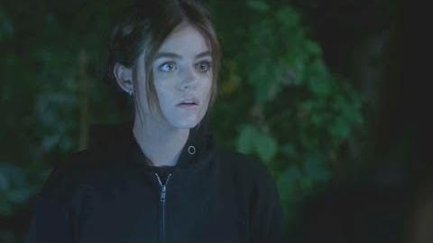 "Pretty Little Liars - Aria is Discovered to be A - 7x18 ""Choose or Lose"""