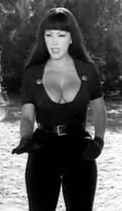 Tura Satana in Faster, Pussycat! Kill! Kill! (1965)