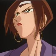 Maya Tachibana glare