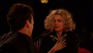 Selina Kyle-Catwoman (played by Michelle Pfeiffer) Batman Returns 104