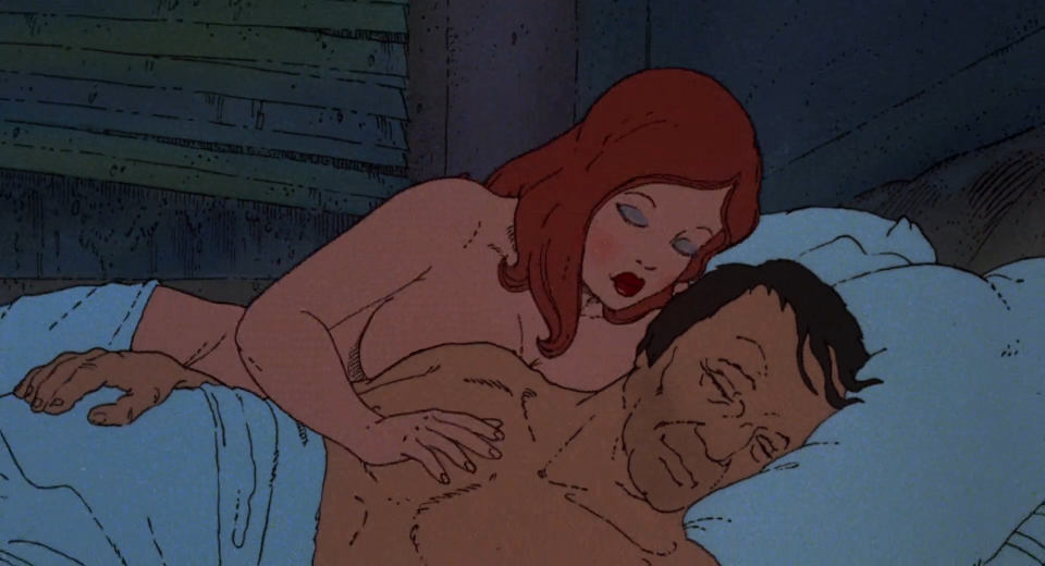 Heavy metal sex clips 1981 film