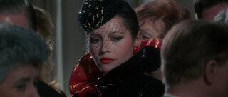 Fatima Blush (played by Barbara Carrera) Never Say Never Again 125-0