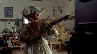 Justine de Winter (played by Kim Cattrall) The Return of the Musketeers 642