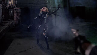 Selina Kyle-Catwoman (played by Michelle Pfeiffer) Batman Returns 166