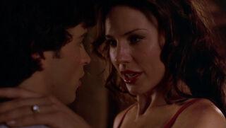 Desiree Atkins (played by Krista Allen) Smallville 38