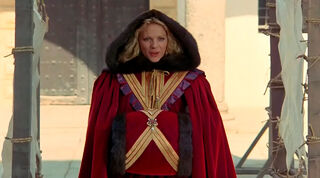 Justine de Winter (played by Kim Cattrall) The Return of the Musketeers 753