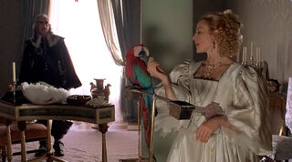 Justine de Winter (played by Kim Cattrall) The Return of the Musketeers 693