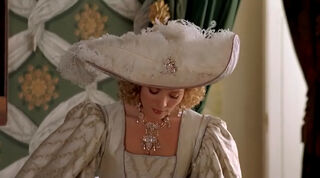 Justine de Winter (played by Kim Cattrall) The Return of the Musketeers 459