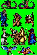Monsters - Startling Odyssey
