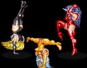 Enemies 1 - Battle Circuit