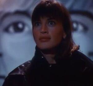 Evil Tina McGee
