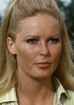 Veronica Carlson 'The Saint' (1969) 6.18
