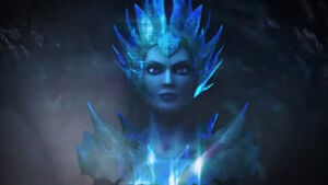 Livinglegends icequeen