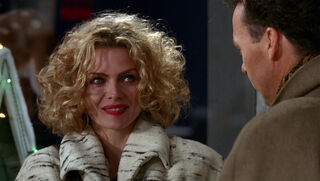 Selina Kyle-Catwoman (played by Michelle Pfeiffer) Batman Returns 93