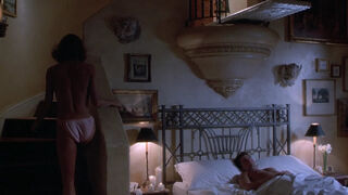 Michelle Rodham Huddleston (played by Brenda Bakke) Hot Shots 2 57