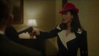 Agent Carter - Peggy VS