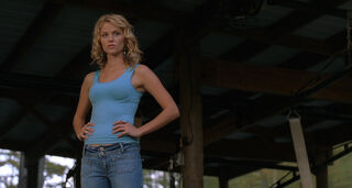 Nadja (played by Marisa Quintanilla) Road House 2 Last Call 19
