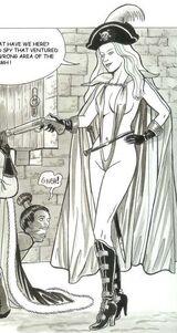 Blonde Pirate Lady (Captives De L'île Aux Pirates)