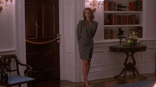 Michelle Rodham Huddleston (played by Brenda Bakke) Hot Shots 2