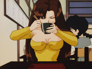 Hinako Ninomiya (voiced by Yumi Touma) Ranma 1-2 Oav 04 32