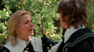 Justine de Winter (played by Kim Cattrall) The Return of the Musketeers 356