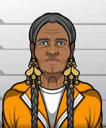 Mama Yasmine prison uniform
