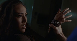 Nadja (played by Marisa Quintanilla) Road House 2 Last Call 37