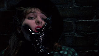 Selina Kyle-Catwoman (played by Michelle Pfeiffer) Batman Returns 36