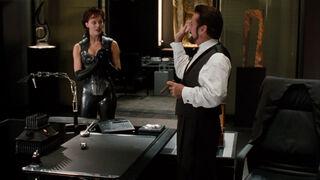 Jessica Priest in Spawn (played by Melinda Clarke) 57