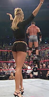WWE Stacy Keibler RAW 2002.11.04 01