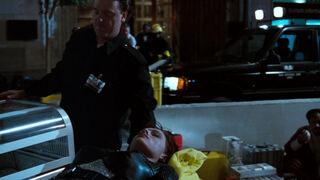 Jessica Priest in Spawn (played by Melinda Clarke) 156