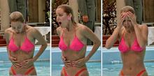 Ms Shepard Pink Bikini 08 Out of Breath