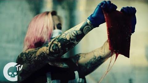 Tattooist Short Horror Film Crypt TV