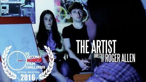 The Artist 15secondhorror
