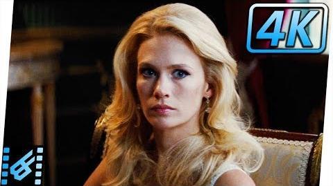 Emma Frost Captured - X-Men First Class (2011) Movie Clip