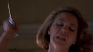 Michelle Rodham Huddleston (played by Brenda Bakke) Hot Shots 2 67