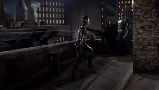 Selina Kyle-Catwoman (played by Michelle Pfeiffer) Batman Returns 68